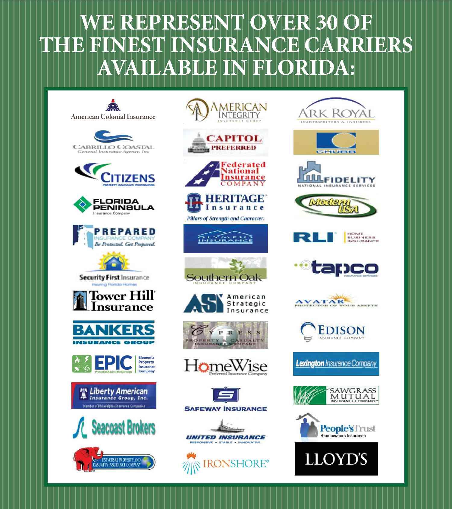 Citizens Insurance Quote Cape Coral Home Insurance  The Insurancenter